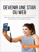 Devenir une star du Web