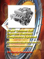 Diesel Common Rail Injection Electronic Components Explained
