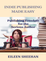 Indie Publishing Made Easy