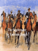 The Sagebrusher, A Story of the West