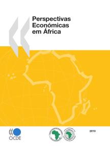 Perspectivas Económicas em África 2010