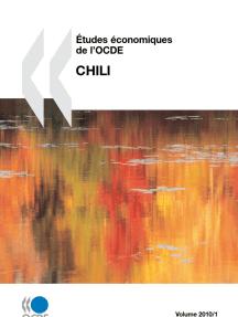 Études économiques de l'OCDE : Chili 2010