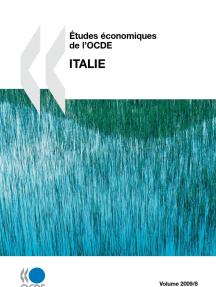 Études économiques de l'OCDE : Italie 2009