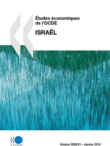 Études économiques de l'OCDE: Israël 2009