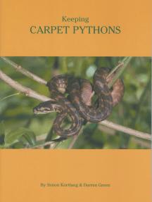 Keeping Carpet Pythons