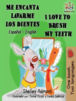 Me encanta lavarme los dientes I Love to Brush My Teeth