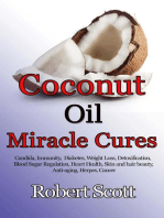 Coconut Oil Miracle Cures