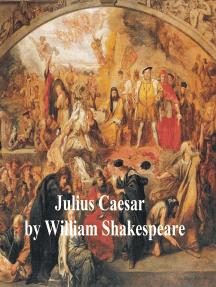 Julius Caesar, with line numbers