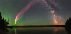 Canadian Amateurs Discovered a New Type of Aurora