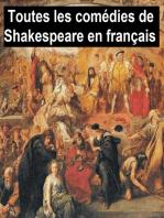 Toutes les comédies de Shakespeare en Français