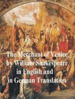 The Merchant of Venice; Der Kaufmann von Venedig