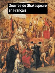 Oeuvres de Shakespeare en Français
