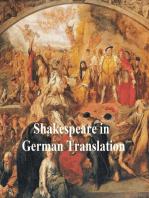Shakespeare auf Deutsch