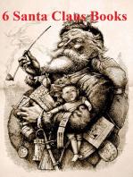 Six Santa Claus Books