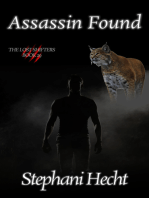 Assassin Found (Lost Shifters #29)