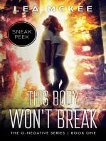 This Body Won't Break Sneak Peek