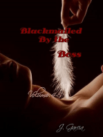Blackmailed By the Boss Volumes 4 & 5