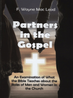 Partners in the Gospel
