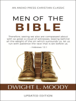 Men of the Bible (Annotated, Updated)
