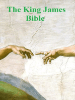 King James Bible (Illustrated)