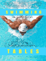 Full-scale Training Technique Encompassing 1000 Swimming Strokes/drills As Switch-in, Flip, And Multi-level Composite Switch-between Swimming Tables Multi-level Swimming Composition Training