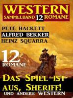 Western Sammelband 12 Romane