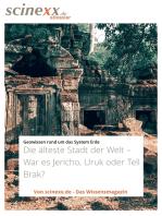 Die älteste Stadt der Welt