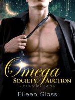 Omega Society Auction