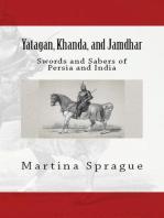 Yatagan, Khanda, and Jamdhar
