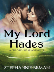 My Lord Hades: Children of Khaos: The Originals, #1