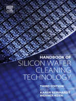 Handbook of Silicon Wafer Cleaning Technology