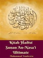 Kitab Hadist Sunan An-Nasa'i Ultimate