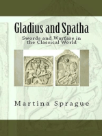 Gladius and Spatha