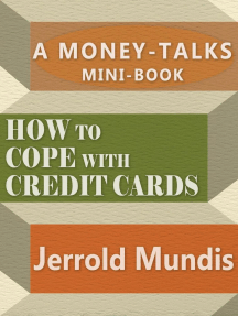 How to Cope with Credit Cards: A Money-Talks Mini-Book