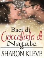 Baci di cioccolato di Natale