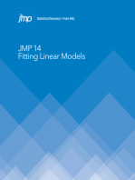 JMP 14 Fitting Linear Models