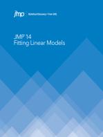 JMP 14 Fitting Linear Models