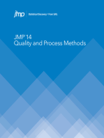 JMP 14 Quality and Process Methods