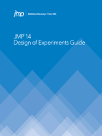 JMP 14 Design of Experiments Guide