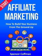 Start Affiliate Marketing