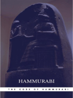 The Oldest Code of Laws in the World The code of laws promulgated by Hammurabi, King of Babylon B.C. 2285-2242