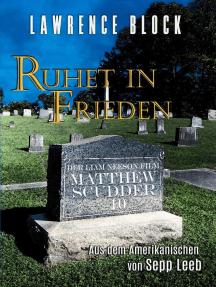Ruhet in Frieden: Matthew Scudder, #10
