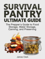 Survival Pantry Ultimate Guide