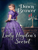 A Lady Hoyden's Secret