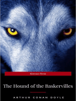 The Hound of the Baskervilles [Large Print Edition]