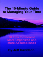 30 Tips to Become More Organized and More Accomplished