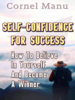 Self-Confidence for Success
