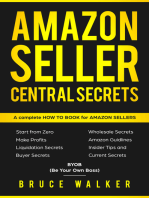 Amazon Seller Central Secrets