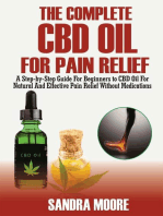 The Complete CBD Oil For Pain Relief
