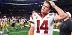 Darnold Is Right On The Mark Despite Wet Conditions At USC's Pro Day